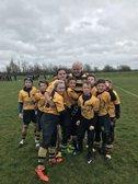 Burnham U10s vs South Woodham Ferrers 3rd March 2019