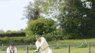 100 up For Skelton as 2XI Get Full  30 POINTS