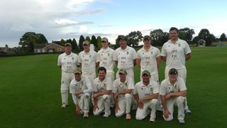 2XI Top of Table after Win