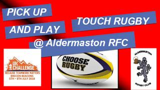 Aldermaston Touch Tournament