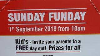 Aldermaston Family Fun Day 2019