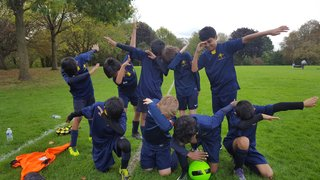 17-18 U11 'Whites' v TFA Totteridge 'White' - 8-Oct-17