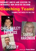 Coaching Team