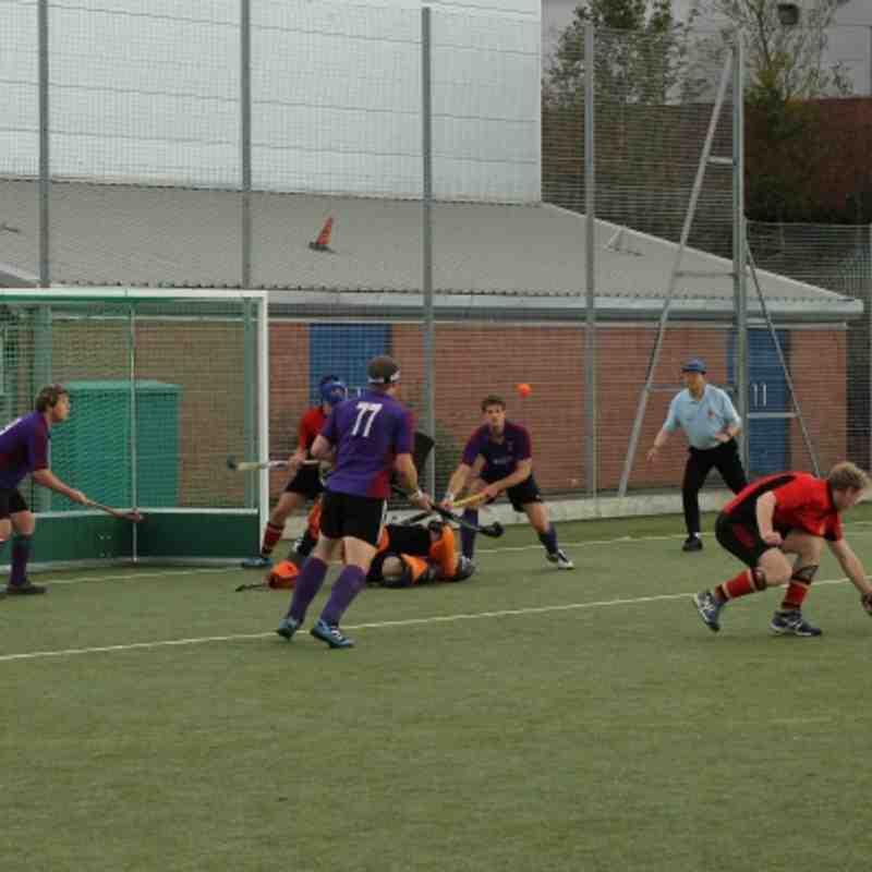 1sts v Huddersfield 6 Oct 12