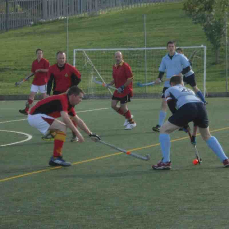 3rds v Darlington 6 Oct 2012