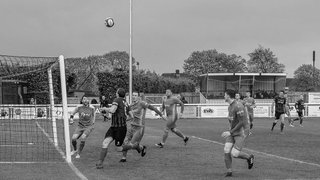 Clee Town v Stamford