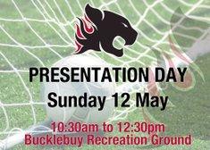 Presentation Day - 12 May 2019