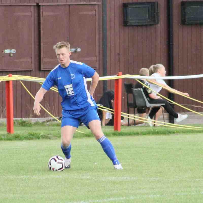 Teversal v Ollerton Town 0-1