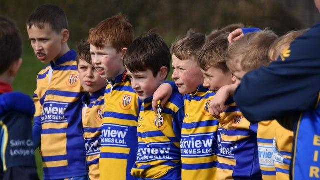 RFU: RETURN OF COMMUNITY RUGBY: THE MOVE FROM STAGE B TO C