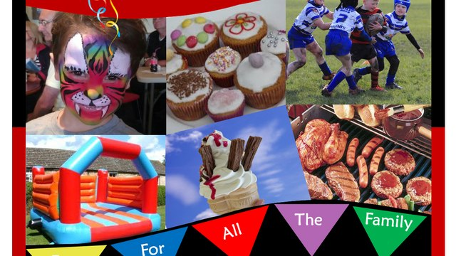 Birstall Victoria Family Fun Day & Rugby Gala