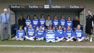 2008 Oxford City Casuals, City Ladies/Girls