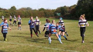 Under 13 Girls vs Chippenham 071018