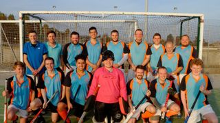 Clacton Hockey Club 2nds 2015-2016