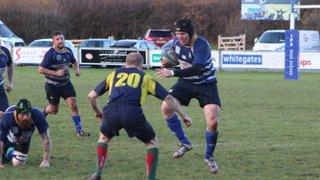 Mansfield 2nd Vs Ollerton