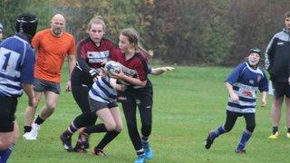 Mansfield 13 Girls Vs Tamworth