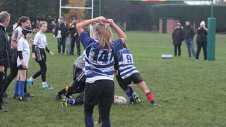 Mansfield U13Girls Vs Selby/WPL