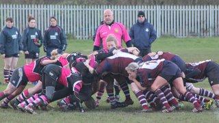 Ashfield Ladies v Scarborough Ladies
