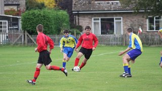 Vs. Spartan Rangers 22nd Sep 07