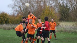 Vs. Bampton 10th Nov 07