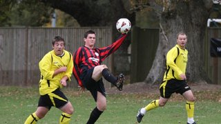 Vs. North Leigh B 31st Oct 09