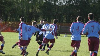 Vs. Northway Reserves 24th Oct 10