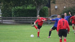 Vs. Witney Royals Reserves 6th Oct 07