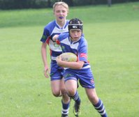Staffordshire Cup competition off to a winning start.