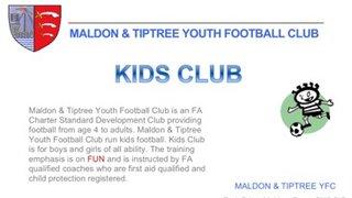 *** Calling all Mini Kickers - Kids Club Needs You ***