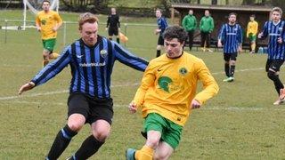 Burton concede 4 in Sileby defeat