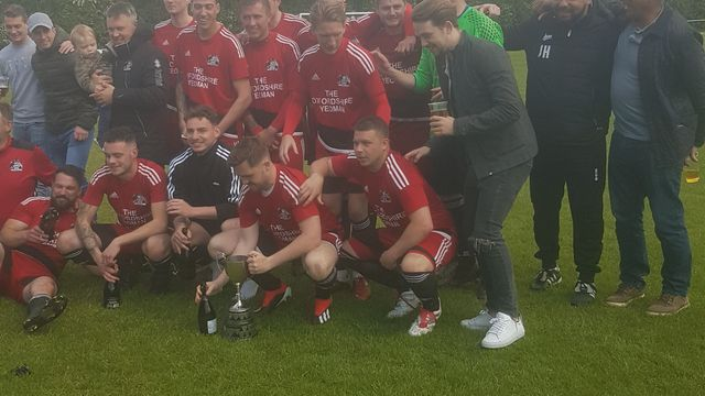 Ben Turner Cup Final