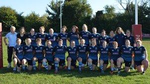 Plymstock Albion Oaks  Ladies 32-20 Topsham Ladies