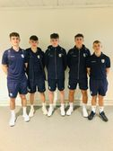 Mellor players make up big part of Mens England & Wales U20 teams