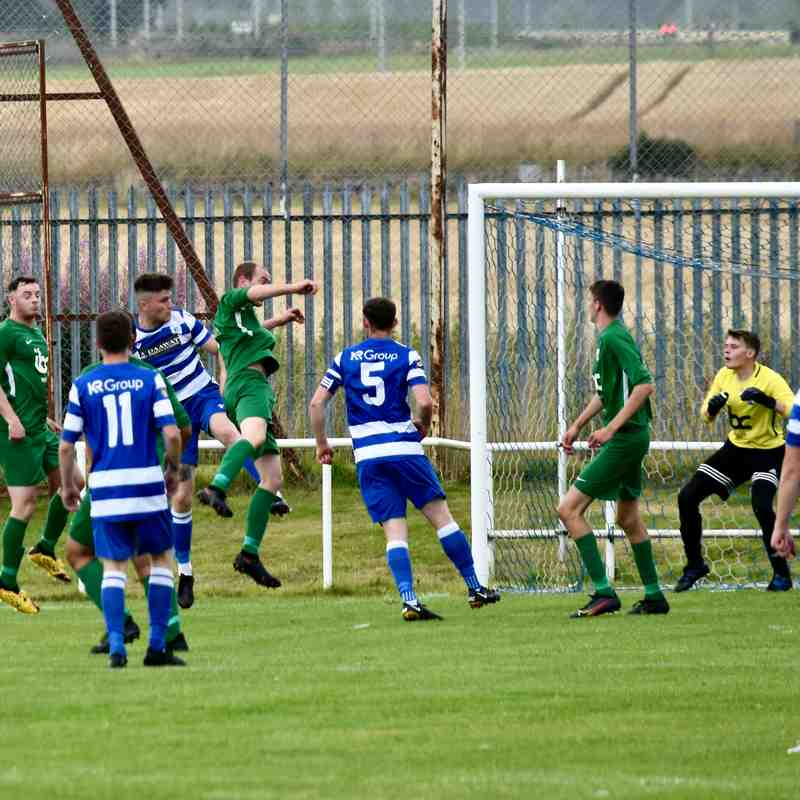 Dyce Juniors Fc 1 Montrose Roselea 0