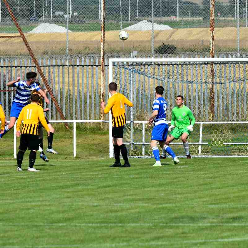 Dyce Juniors 4 East End 1