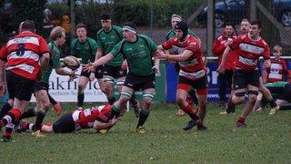 Rare bonus point away win in Kent