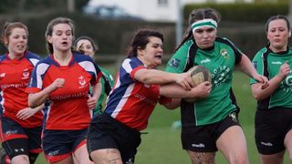 H&WRFC Ladies v Seaford