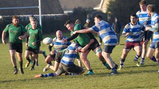 Hastings & Bexhill v H&WRFC 1st XV (Bob Rogers Cup)