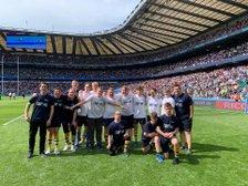 OLRFC Hornets Triumph at Twickenham