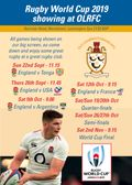 Watch all the Rugby World Cup action at OLRFC