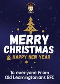 Merry Christmas and a Happy New Year from OLRFC