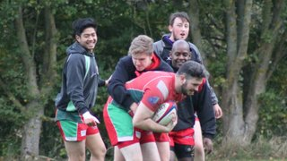 Keighley Academy v Aireborough 2nds