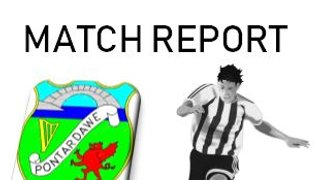 Abergavenny get the points at a miserable Parc Ynysderw
