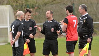 Two Own Goals gives Caerau (Ely) the advantage at Parc Ynysderw