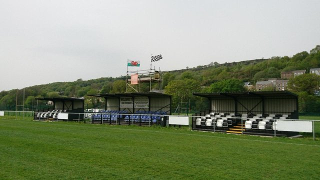 New Stands Installed At Parc Ynysderw