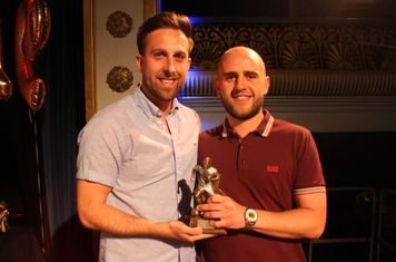 "First Team Player of The Year : Craig ""Bunji"" Davies"