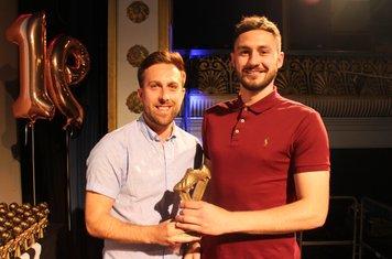 Senior Top Goalscorer : Liam Griffiths