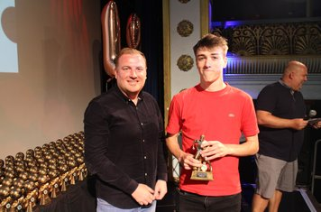 Reserves Player of The Year : Ben Webb