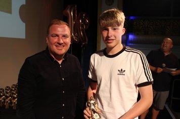 Reserves Player of the Year (Runner Up) : Joe Lloyd