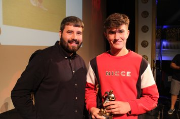 Under 19s Player of the Year : Callum Dolman