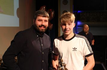 Under 18s Player of the Year : Joe Lloyd